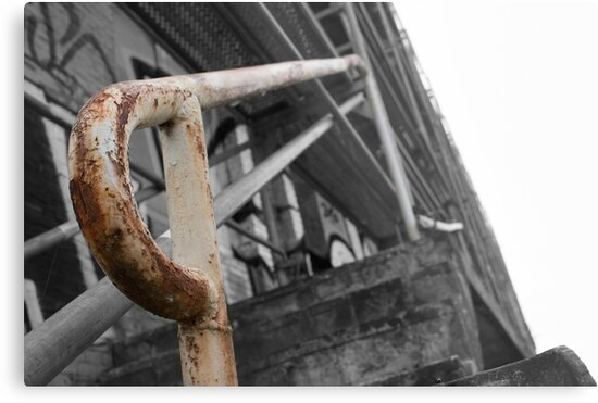 Rusty Rail by TornquenT