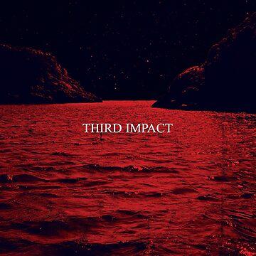 End of Evangelion Third Impact by SteinsFate
