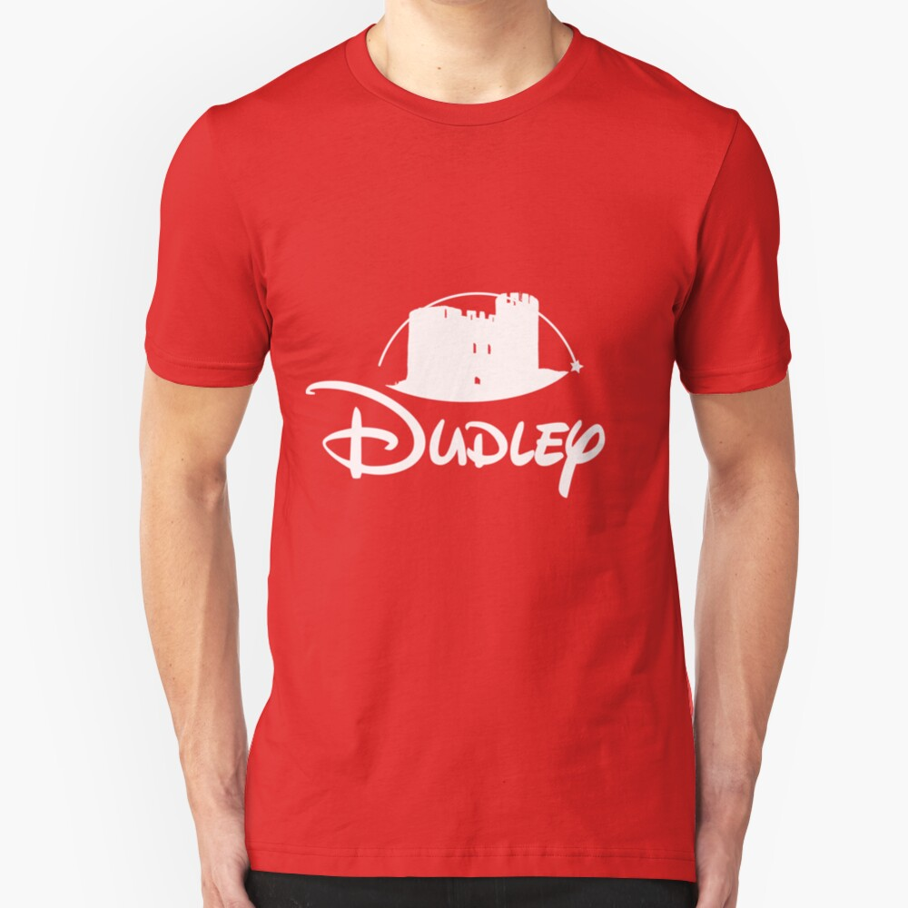 Dudley Spoof Slim Fit T-Shirt