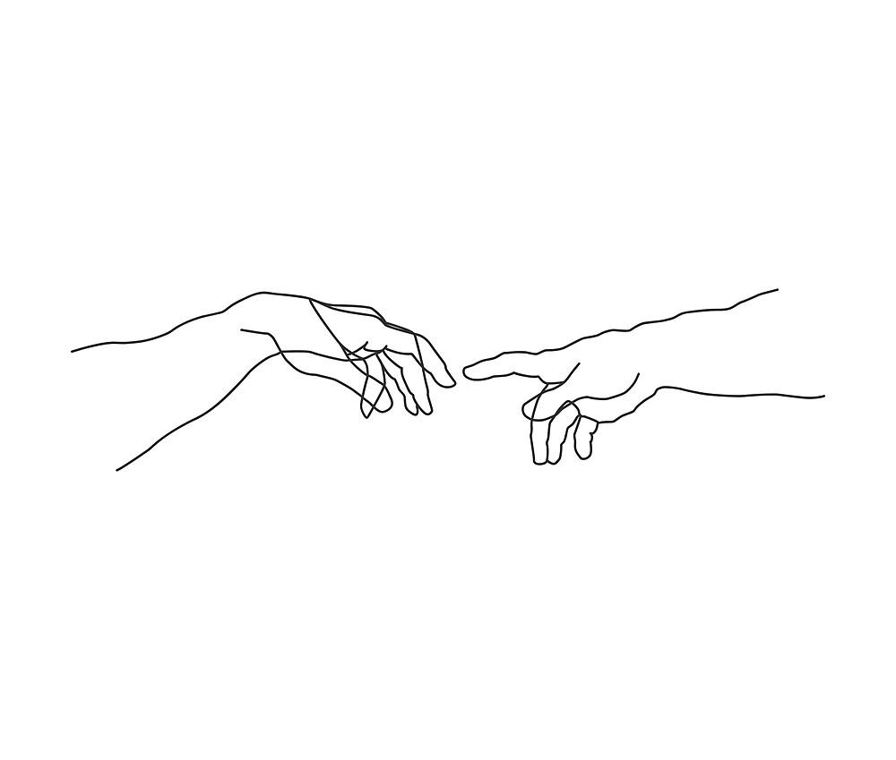 плотно две руки тянутся друг к другу картинки черно белые деньги тому времени