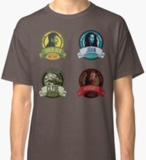 Brownstone Brewery: Elementary Set #1 Classic T-Shirt