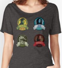 Brownstone Brewery: Elementary Set #1 Women's Relaxed Fit T-Shirt