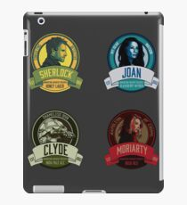 Brownstone Brewery: Elementary Set #1 iPad Case/Skin