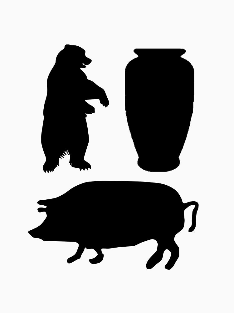 Bear Ming Ham by danbadgeruk