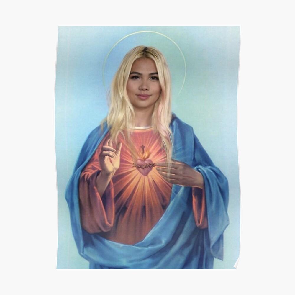 jesús lesbiana Póster