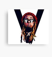 VVV Canvas Print