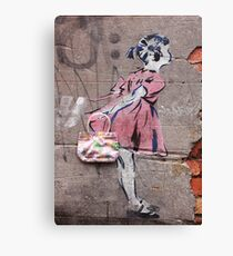 bag adventure: party girl Canvas Print