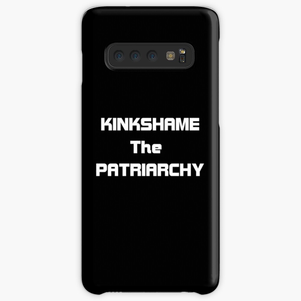 Kinkshame the patriarchy Case & Skin for Samsung Galaxy