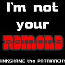 Not Your Ramona by Etakeh