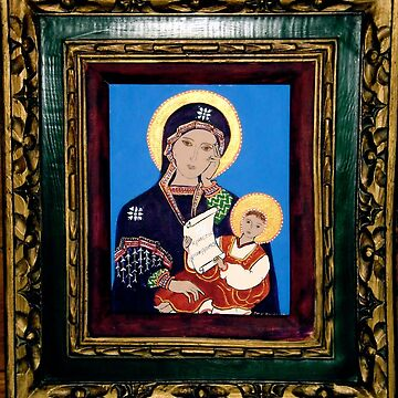 Russian Icon by Shulie1