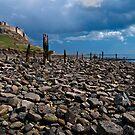 Lindisfarne Castle by Phillip Dove