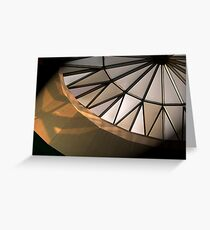* TOTAL ABSTRACT* Greeting Card