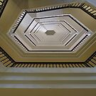 Looking up makes me dizzy by Tony Blakie
