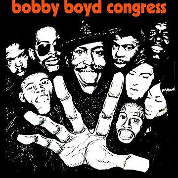 Bobby Boyd Congress Shirt by RatRock