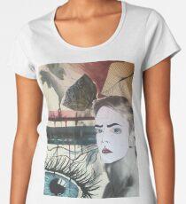 Abstract  Women's Premium T-Shirt