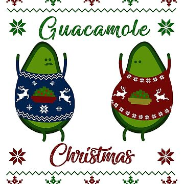 Guacamole Christmas by Dobbyche