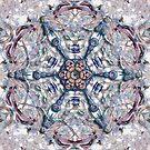 Follow Me (a Poem & Kaleidoscope bound together) by Rhonda Strickland