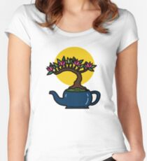 Bonsai Tree - #5 Fitted Scoop T-Shirt