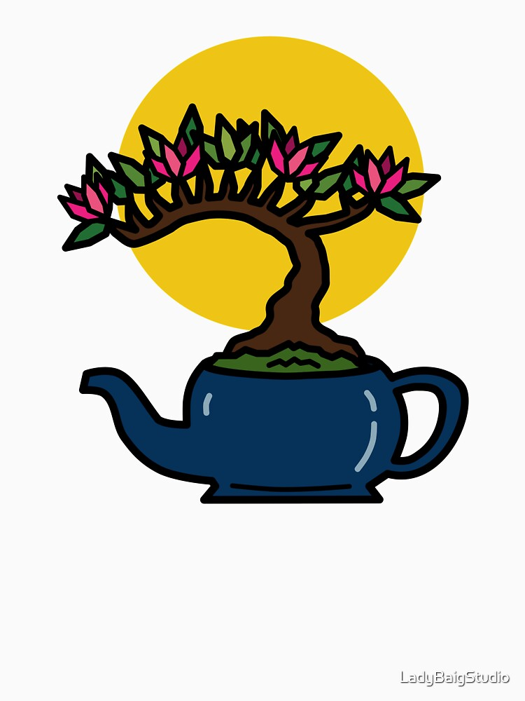 Bonsai Tree - #5 by LadyBaigStudio
