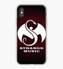 Strange Music iPhone Case