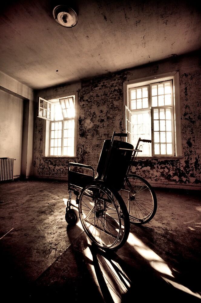 Wheelchair by geirkristiansen