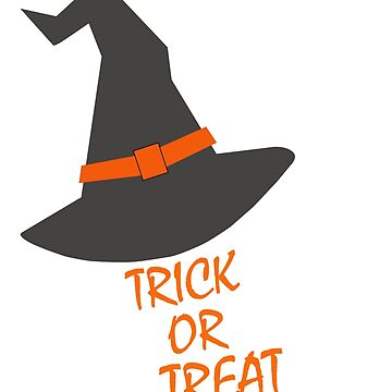 Halloween Series Funny Witch Hat by Homyar