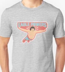 Nacho Libre Eagle Powers Unisex T-Shirt