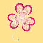 Leaf of Love by Kho Tek Mei