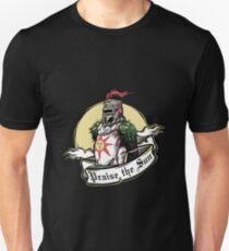 3359fc55a Praise The Warrior Slim Fit T-Shirt