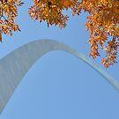 September in St. Louis by Gayle Dolinger