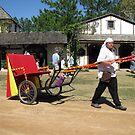 Rickshaw by Jenni Atkins-Stair