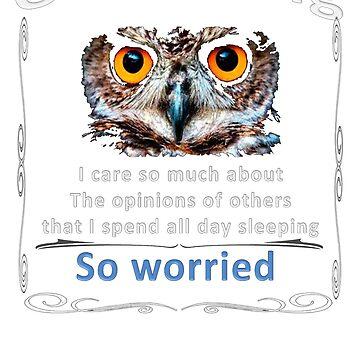 Owl Thing by FranciscoRui