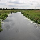 A River in Drayton by kalaryder