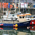 Mevagissey Reflections by kalaryder