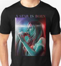 neon star Unisex T-Shirt