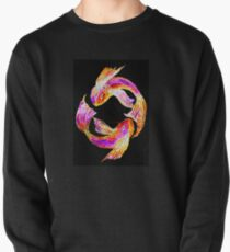 Night 'Tails' - Koi Pullover Sweatshirt