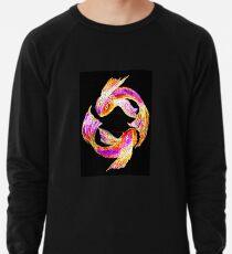 Night 'Tails' - Koi Lightweight Sweatshirt