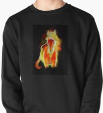 Night Rider - Horse Pullover Sweatshirt