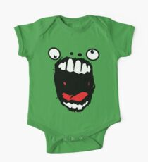 Hey Big Mouth One Piece - Short Sleeve