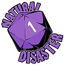 Natural Disaster - Purple by starfishface
