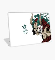 吉光 Yoshimitsu, Leader Of The Honorable Manji Clan Laptop Skin