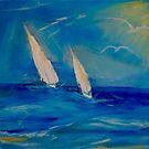 Sail Away by MarleyArt123