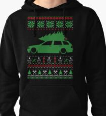 E46 Touring Christmas Ugly Sweater XMAS Pullover Hoodie