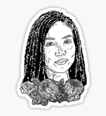 Jhene Aiko Sticker