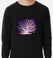 Sea Coral - Neon Lightweight Sweatshirt