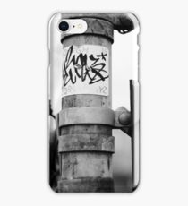 Blink The Stink iPhone Case/Skin
