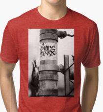Blink The Stink Tri-blend T-Shirt