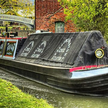 Narrowboat Vulcan - Braunston by SimplyScene