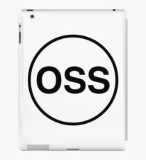 OSS iPad Case/Skin