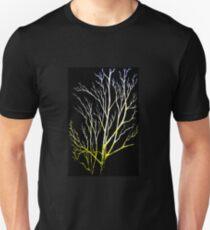 Winter Trees Slim Fit T-Shirt
